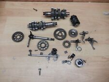 2005 Yamaha YZ250F  transmission gears trans # 291