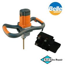 BELLE PROMIX 1200E - 1600E TRAPANO MISCELATORE Intonaco Trigger SWITCH-Genuine Part -