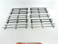 BB500-1 #10x Märklin Échelle 0 Voie / Rail Droit (26 CM) Pour