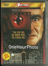 DVD One Hour Photo. Robin Williams