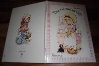 SARAH KAY -- das ist MEINE WELT // Rares Bilderbuch von Hemma Verlag 1979