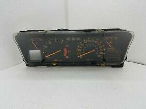 1984-1987 honda prelude S carbed M/T 199k speedometer cluster gauge panel oem