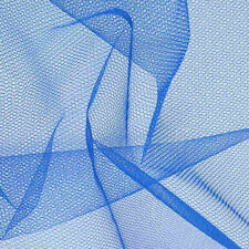 Dress Net Craft Tutu Wedding -Party Mesh Fabric 1 m x 150 cm Width - Empire Blue
