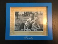 Papyrus Blue 5x7 Picture Frame NEW In Box