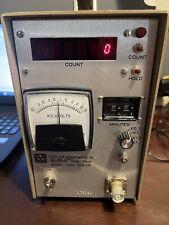 Ludlum Model 1000 Scaler Used