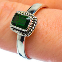 Chrome Diopside 925 Sterling Silver Ring Size 10 Ana Co Jewelry R36913F
