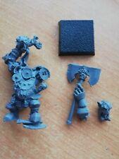 Grimgor Ironhide OPP  warhammer fantasy orcos goblins