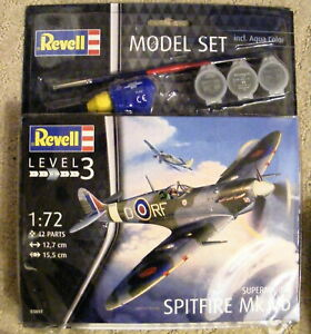 Revell 1/72 Supermarine Spitfire Mk Vb Fighter WW2 Royal Air Force  KIT