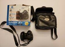 Konica Minolta Dimage Z3 4MP Digital Camera with 12x Optical Zoom Bag Bundle