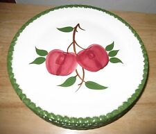 BLUE RIDGE QUAKER APPLE LUNCHEON OR SMALL DINNER PLATE(S)