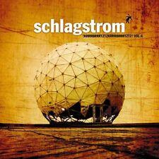 Colpo elettricità 6 CD 2011 ceneri Monolith 100 fiori Sandblasting