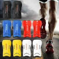 Soccer Football Shin Pads Guards Leg Sport Safety Protector For Adults Men AU