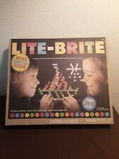 Basic Fun Lite Brite Used