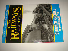 BRITISH RAILWAYS ILLUSTRATED SUMMER SPECIAL No11