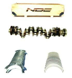 CRANKSHAFT & BEARINGS FOR N57 BMW X6 F01 F10 F30 530D 730D 330D 735D 535D 740D