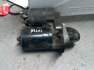 *  2002  *  MINI COOPER  1.6 PETROL      *  STARTER   MOTOR  *