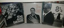 Criterion Collection Bluray Lot Soft Skin 400 Blows 81/2