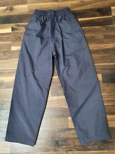 Peter Storm blue waterproof trousers, age 9 – 10 years