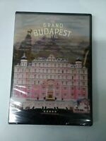 The Grand Budapest Hotel Factory Sealed DVD 2000Y
