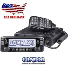 Icom IC-2730A Dual-Band Transceiver 50W VHF/UHF Mobile HAM Radio