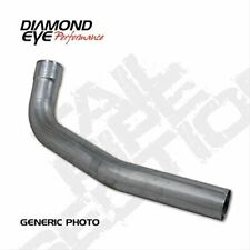 Diamond Eye Manufacturing 222011 2nd Section Of 5in Tail Pipe Fits Dodge 94-02