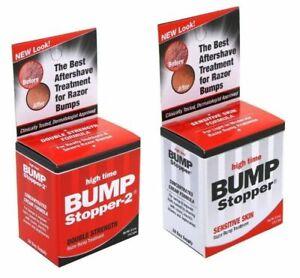 High Time Bump Stopper Sensitive Skin / Double Strength