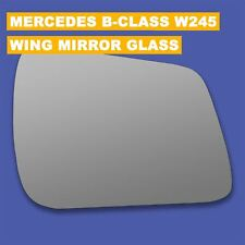 For Mercedes B-Class W245 wing mirror glass 08-11 Right Driver side Spherical