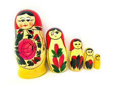 Matroschka Matruschka Babuschka Matrioschka Matrjoschka Russische Puppe Semenov