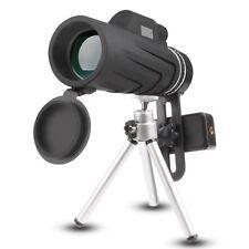 Il telefono telescopio monoculare Treppiede Portatile HD Spotting Scope 10X42 Fauna Selvatica