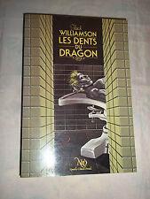 """LES DENTS DU DRAGON"" JACK WILLIAMSON (1982) EDIT. NEO - no 59"