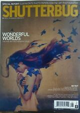 Shutterbug Aug 2017 Wonderful Worlds Fine Art Photography Issue FREE SHIPPING sb