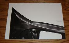 Original 2012 Chevrolet Corvette Deluxe Sales Brochure 12 Z06 ZR1