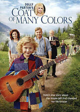 Dolly Partons Coat of Many Colors (DVD, 2016) Free Shipping!