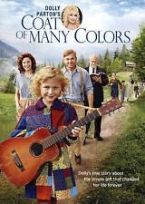DOLLY PARTON'S COAT OF MANY COLORS (NEW DVD)
