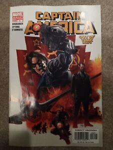 Captain America #6 First Winter Soldier Steve Epting Variant rare disney+ nm