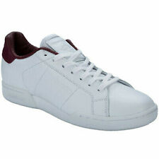 uk size 10.5 - reebok classic npc leather trainers - v62762