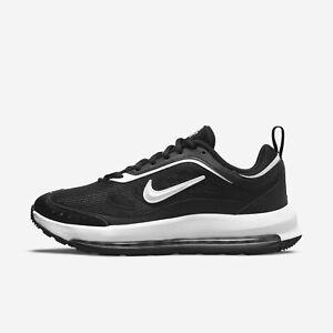 Nike WMNS Air Max AP [CU4870-001] Women Casual Shoes Black/White