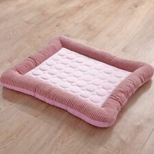 Pet Dog Mat Ice Pad Dog Sleeping Mats for Dogs Cats Pet Kennel Top Quality