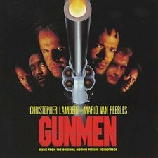 Gunmen (1993) Kid Frost, Big Daddy Kane, Eric B. & Rakim.. [CD]