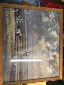 THE LANDMARK by Edward Seago - Framed Art Print