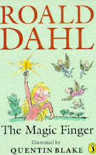 The Magic Finger (Young Fiction Read Alone), Dahl, Roald,Blake, Quentin , Accept