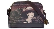 Borsa Donna Disney tracolla Audrey Hepburn Women Shoulder Bag New York 94019