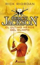 Percy Jackson 05. el Ultimo Heroe Del Olimpo : Percy Jackson y los Dioses del...