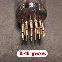 GOLD Socket Pins *14 pcs* for 1 x IN-14 Nixie Tubes IN-8-2 IN-16 IN-19 for Clock