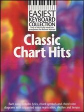 Easiest Keyboard Collection Classic Chart Hits Sheet Music Book Abba Slade Wings