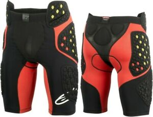 Alpinestars Sequence Pro Motocross MX Impact Shorts Armour Race Offroad Adults