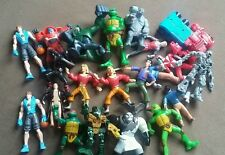 Mixed McDonald's~Burger King Fast Food toy Lot Marvel TMNT Pirates Transformers