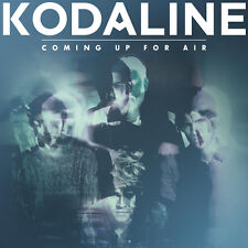 Kodaline - Coming up for Air CD Deluxe Edition 4 Bonustracks