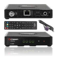 OCTAGON SX88+ H.265 HEVC HD SAT OS Linux DVB-S2 multistream Camping TV Receiver
