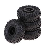 K/'Nex Large Black Hub Racing Car Wheels and Tyres 50mm  x16